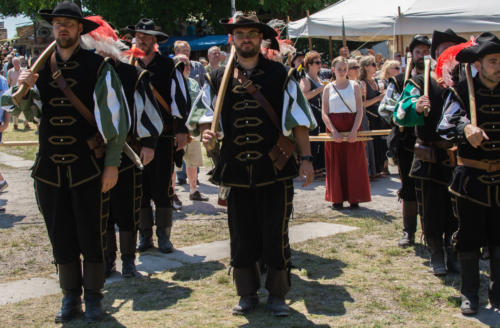 Mittelaltermarkt 2019 / 1.000 Jahre Rhoden